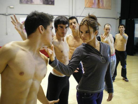melody-y-bailarines