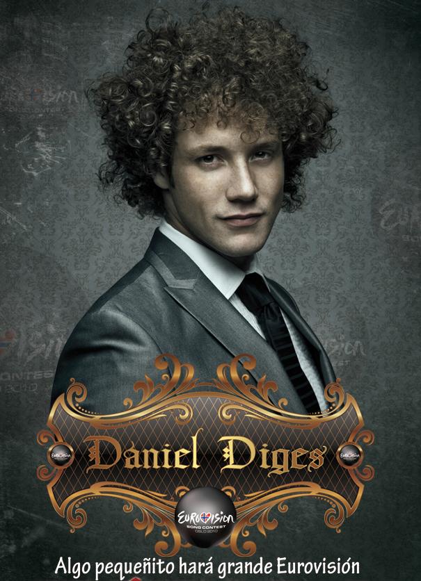 Daniel diges hoy en espejo p blico se acerca eurovisi n for Antena 3 espejo publico hoy
